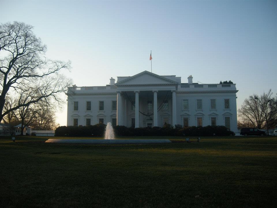 Die Welt in 50 Worten, Washington DC