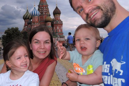 Ungewöhnliche Reisen mit Kindern, EIn Jahr für uns