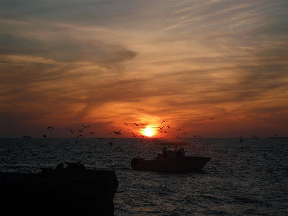 Die Weltin 50 Worten,Key West
