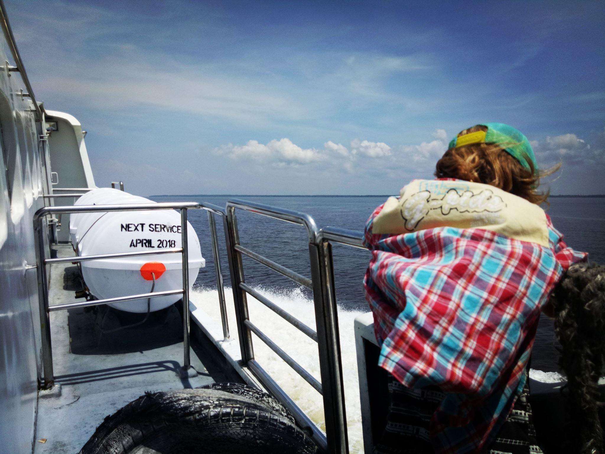 Von Melakka nach Sumatra