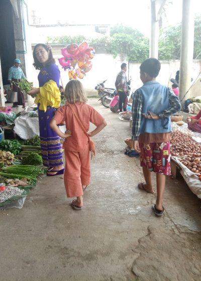 Begegnungen in Loikaw