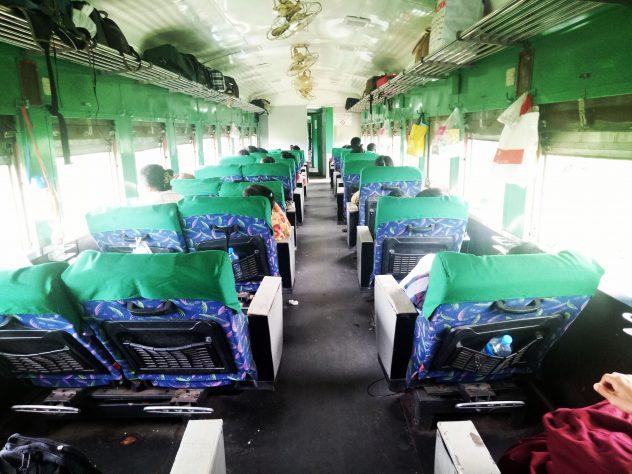 Myanmar Zug 2.Klasse