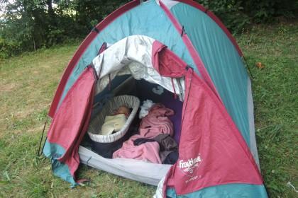 was brauche ich zum campen mit zelt