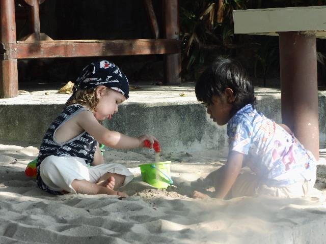 Koh Lanta, kinderfreundlichste Insel