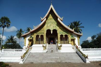 Luang Prabang mit Kind