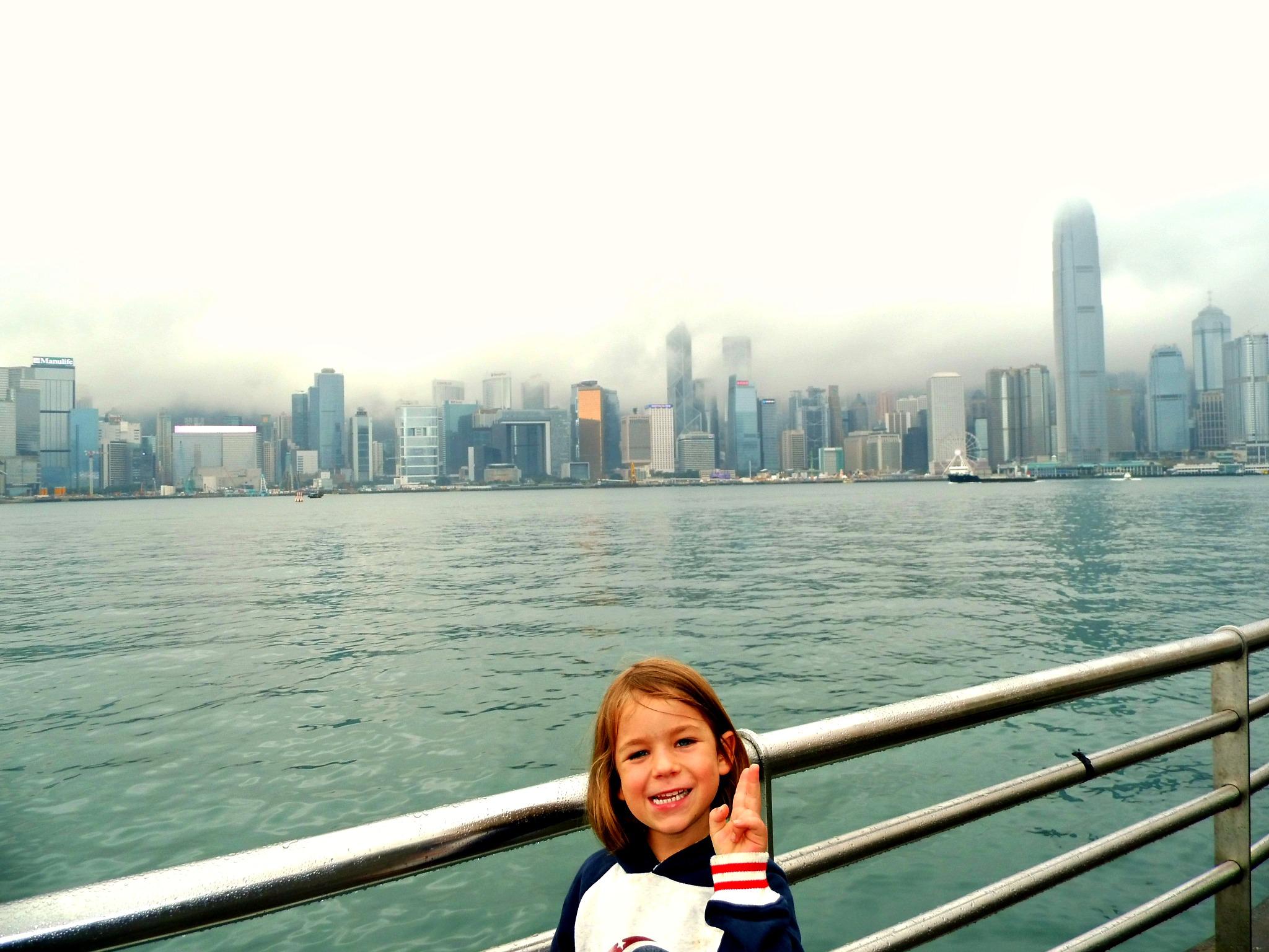 Hong Kong mit Kind erleben