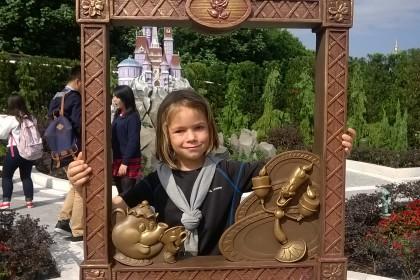 Märchenwald im Disneyland