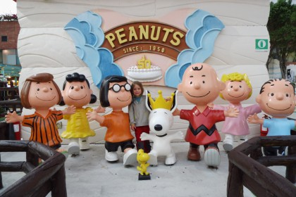 Snoopy's World