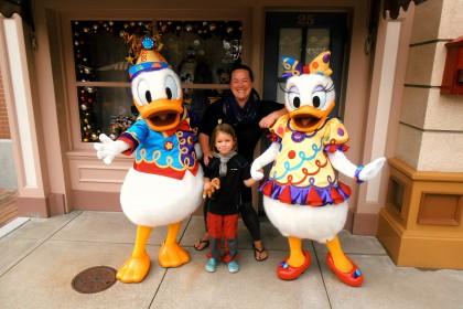 Donald und Daisy