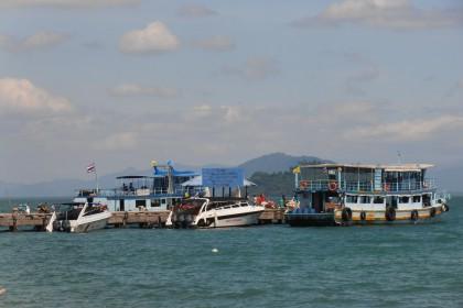 Koh Payam Pier