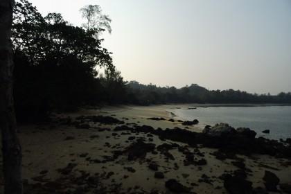 Koh Phayam Menkey Beach