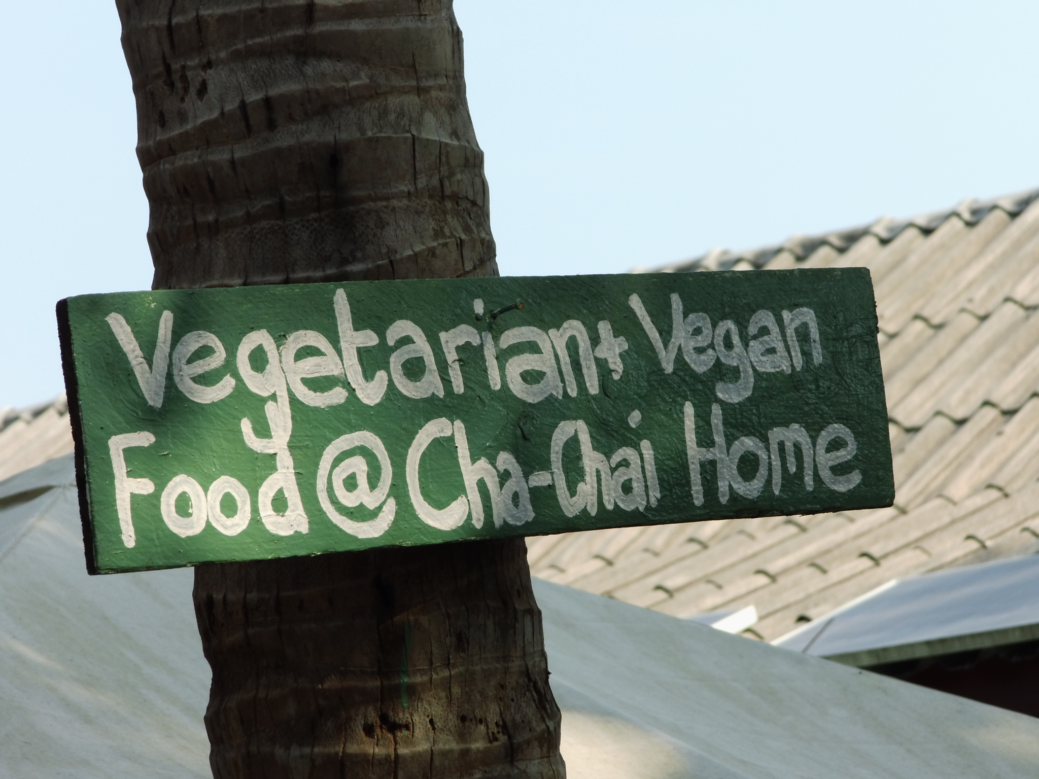 Koh Phayam vegetarian