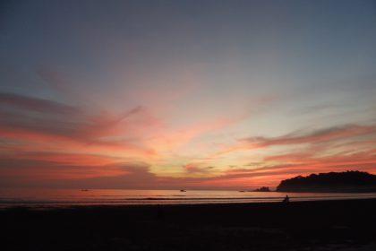Sonnenuntrgang auf Koh Phayam