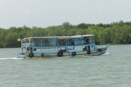 Koh Phayam Ferry