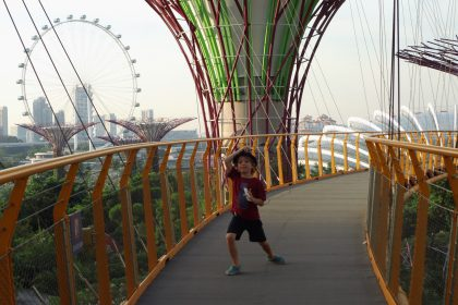 Skybridge Singapur