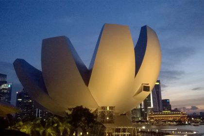 Futureworld in Singapur