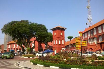 Melaka Clocktower