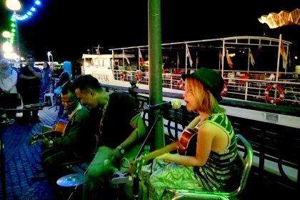 Gesangseinlage Kuching