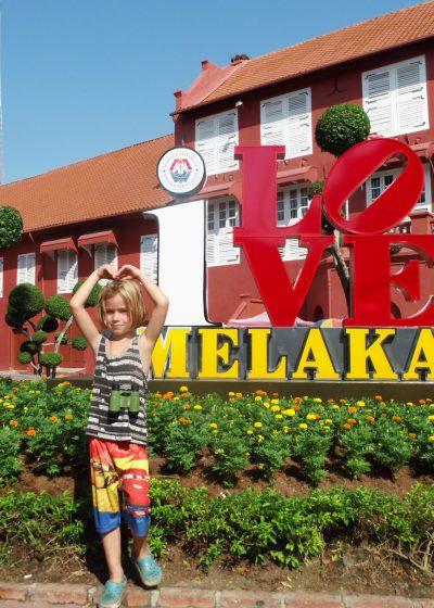 Melaka Dutch Square, Red House Clock Tower