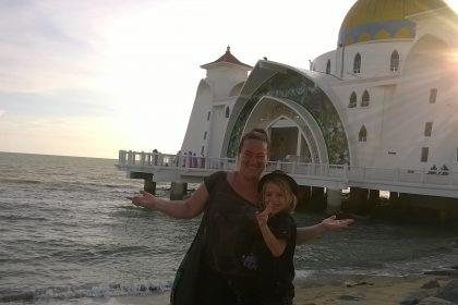 Melaka Floating Mosque