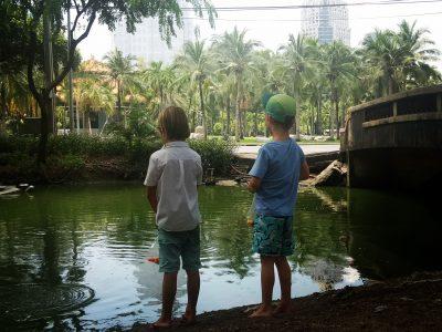 Unsere Zeit in Bangkok